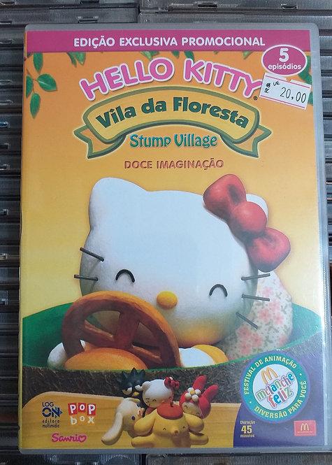 DVD Hello Kitty Vila da Floresta Doce Imaginação
