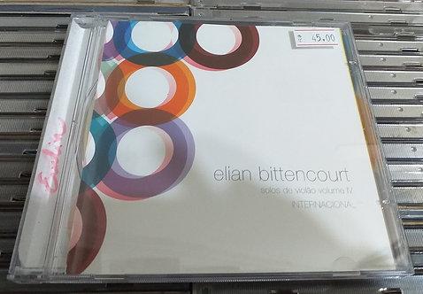 CD Elian Bittencourt - Solos de Violão Vol. IV