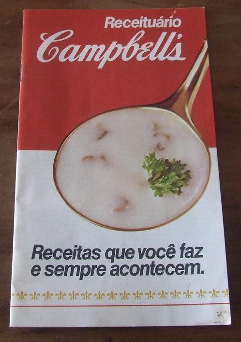 Receituário Antigo Campbell's