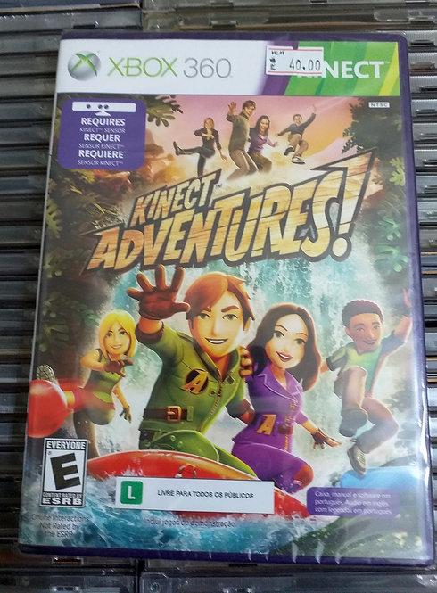 Jogo Kinects Adventures XBox 360