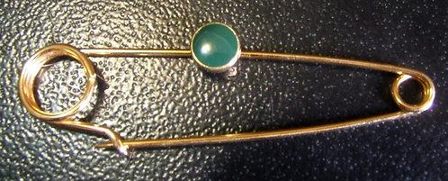 Alfinete de Saia Green