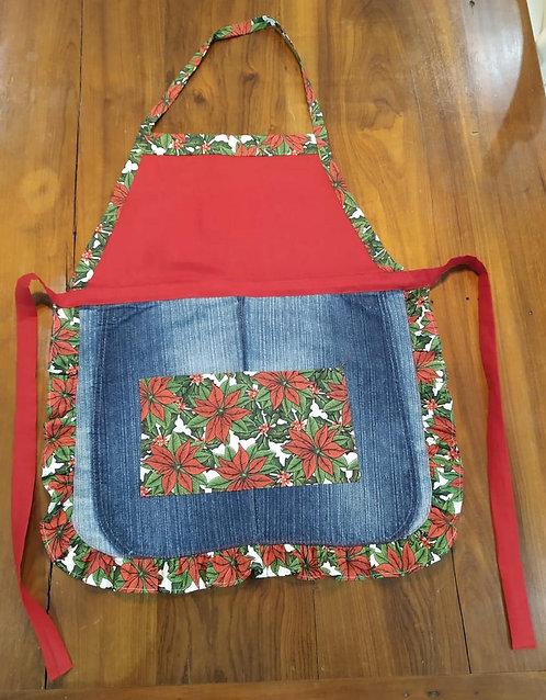 Avental de Cozinha Bico de Papagaio