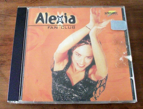 CD Alexia - Fan Club