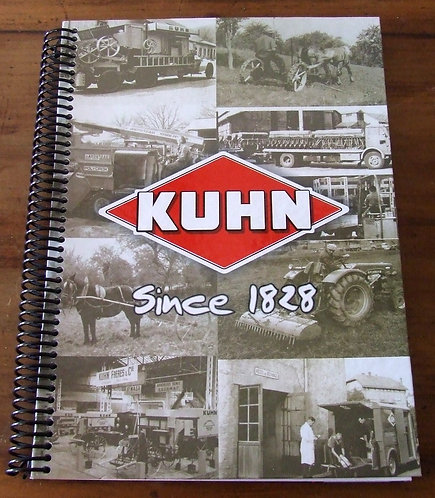 Caderno Universitário Kuhn