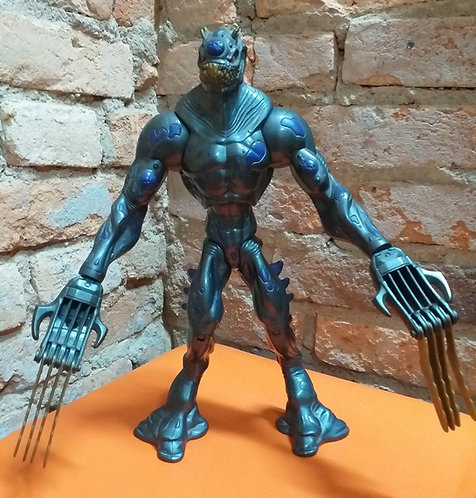 Boneco Max Steel Elementor Metal