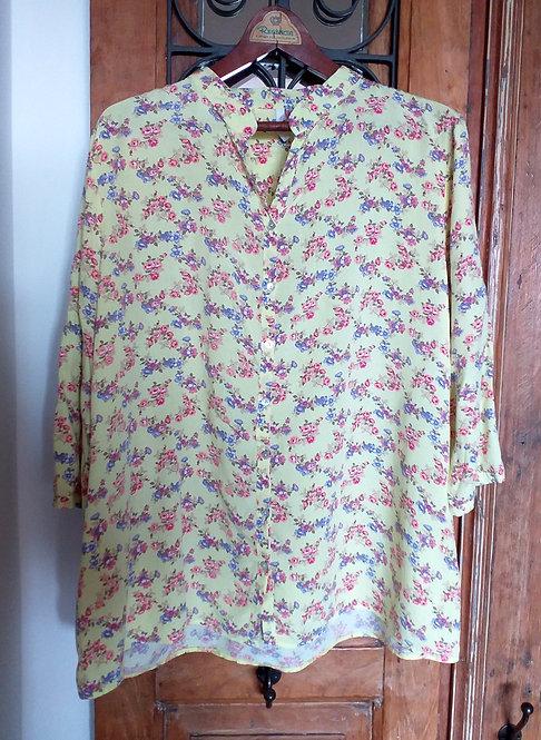 Camisa Marfinno Floral