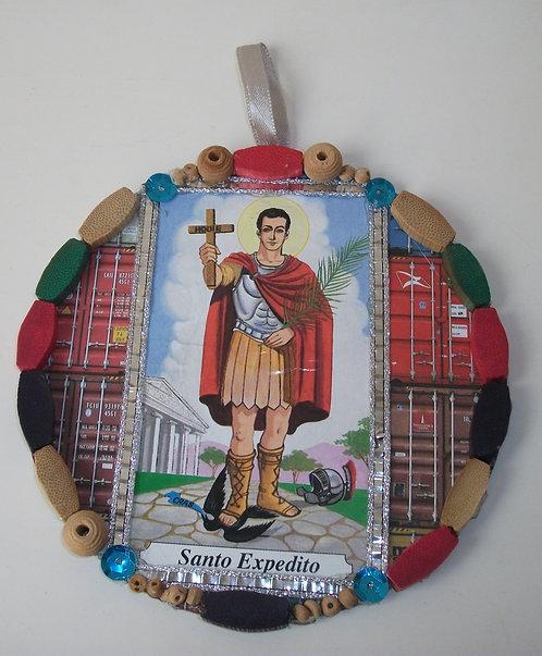 Santo Expedito - MΔ2 Artesanato