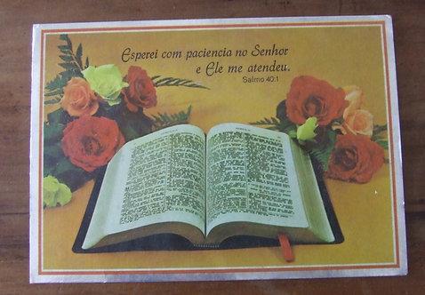 Postal Igreja de Monte Castelo - Fortaleza