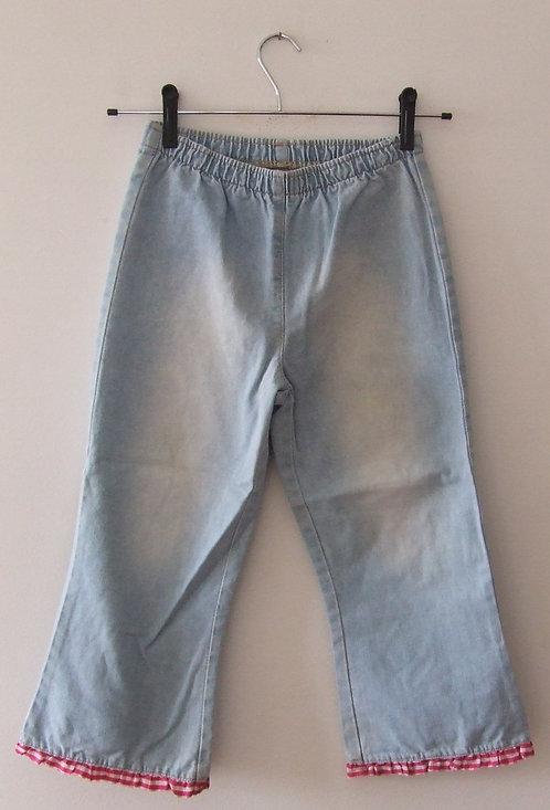 Calça Jeans PUC Delavé