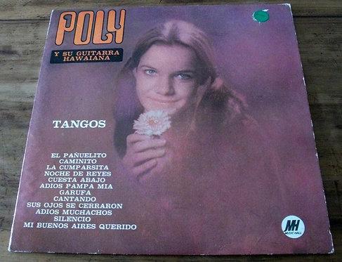LP Poly y Su Guitarra Hawaina - Tangos
