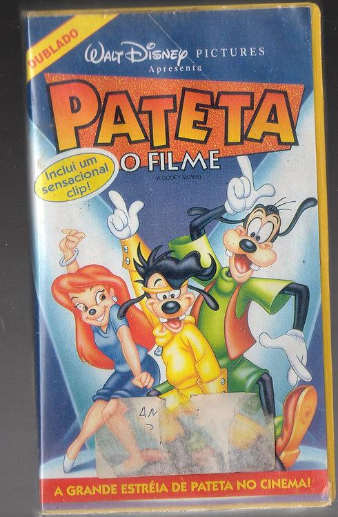 VHS Pateta O Filme