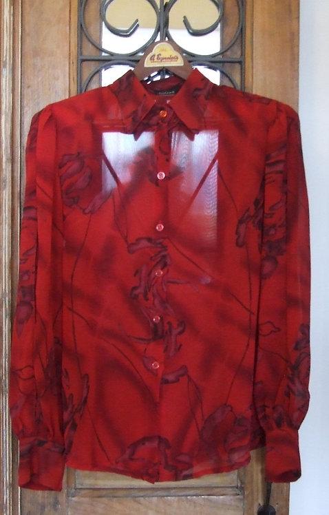 Camisa Dalant Rouge