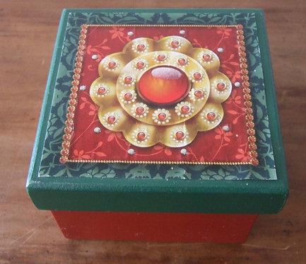 Caixa/Porta Treco Mandala