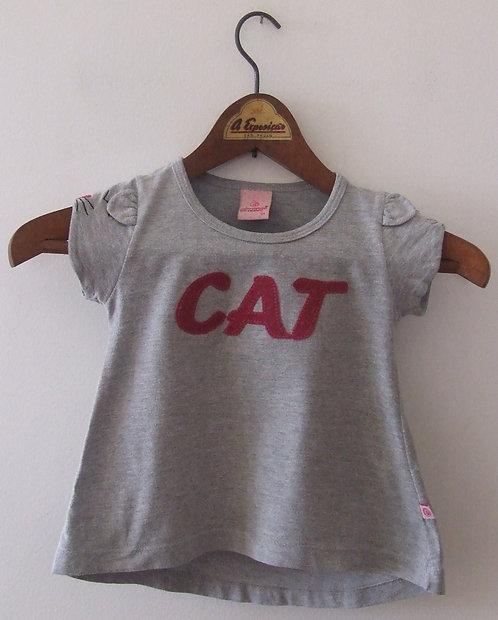 Camiseta Abrange Cat