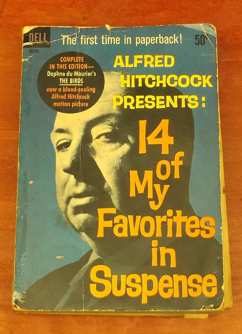 A. Hitchcock Presents: 14 of My Favorite Suspense