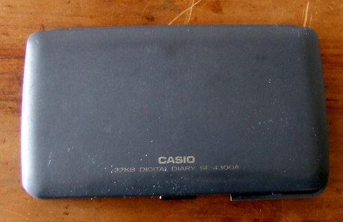 Agenda eletrônica Casio SF 4300A