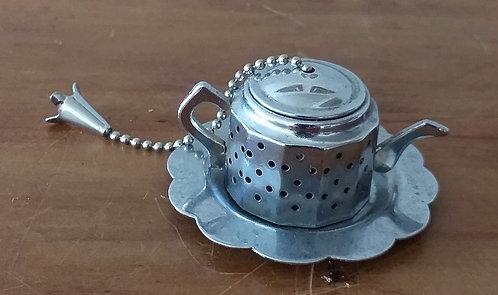 Infusor de Chá Mini Chaleira