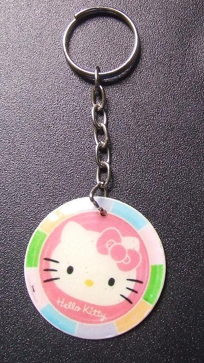 Chaveiro Hello Kitty
