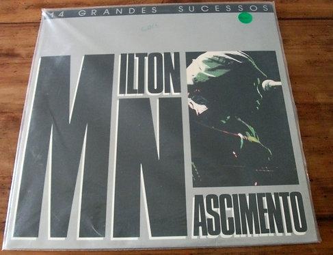 LP Milton Nascimento - 14 Grandes Sucessos