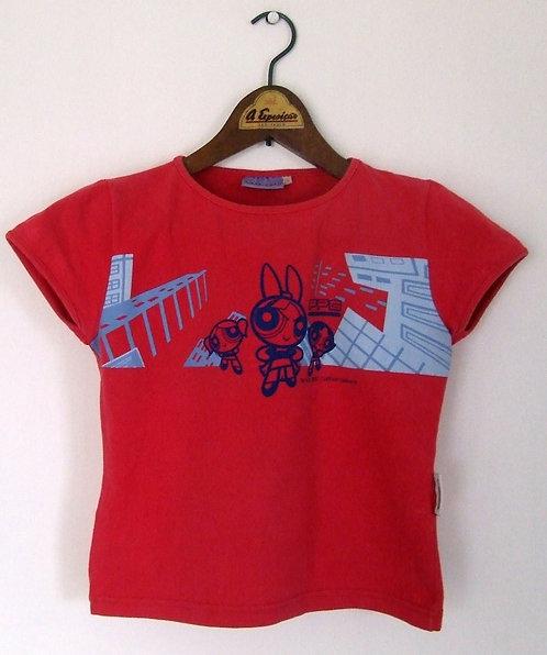 Camiseta The Powerpuff Girls