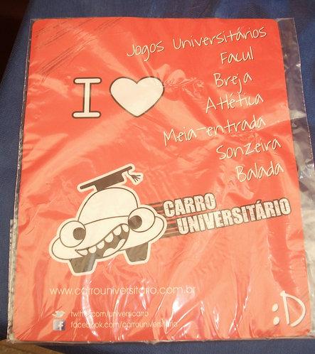 Mousepad Carro Universitário