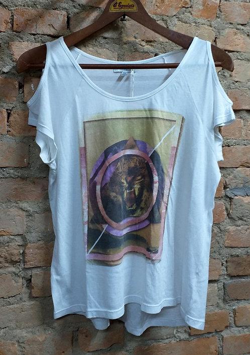 Camiseta Zara Trafaluc Tigre