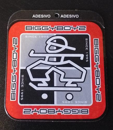 Adesivo Biggy Boyz