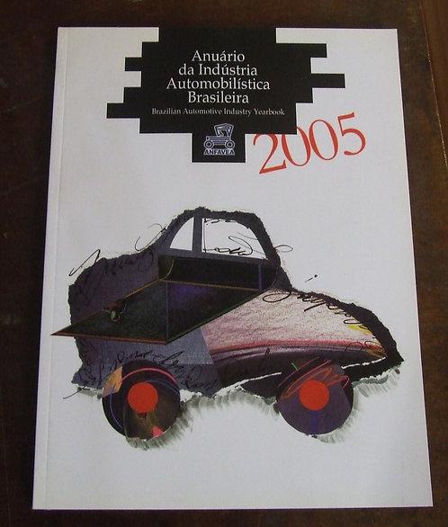 Anuário da Indústria Automobilística Brasileira 2005