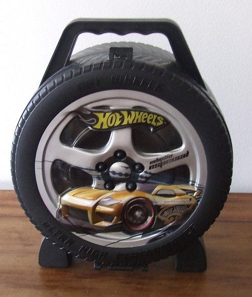 Maleta Roda Radical Hot Wheels