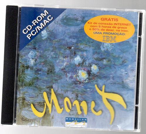 CD-ROM Monet