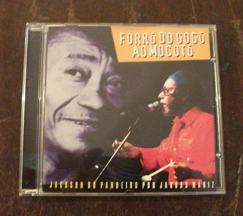 CD Jarbas Mariz - Forró do Gogó ao Mocotó
