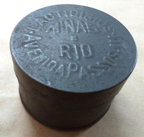 Antiga Lata de Manteiga Lacticínios Minas e Rio