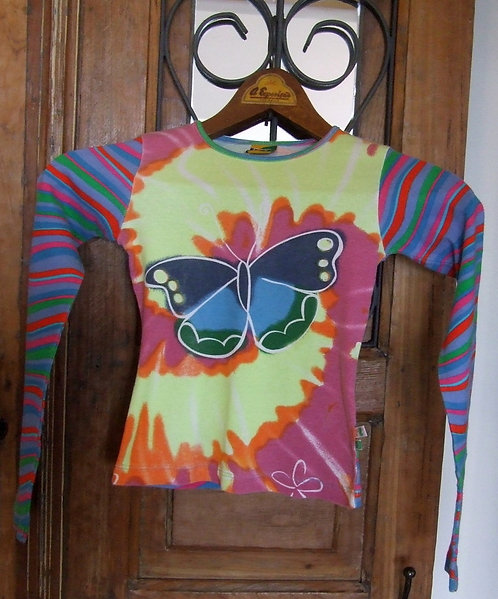 Camiseta PUC Butterfly
