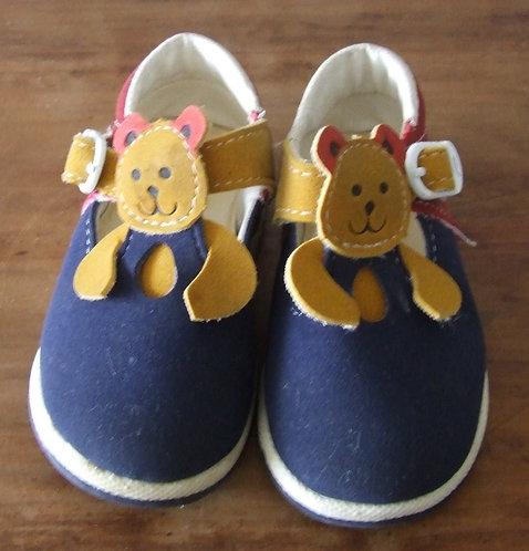 Sapato Pimpolho Urso