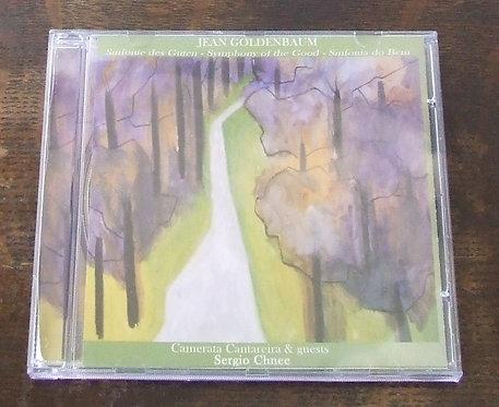 CD Jean Goldenbaum - Sinfonia do Bem