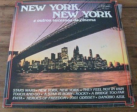 LP New York New York e Outros Sucessos do Cinema