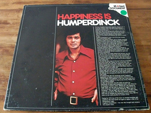 LP Happiness is Humperdinck