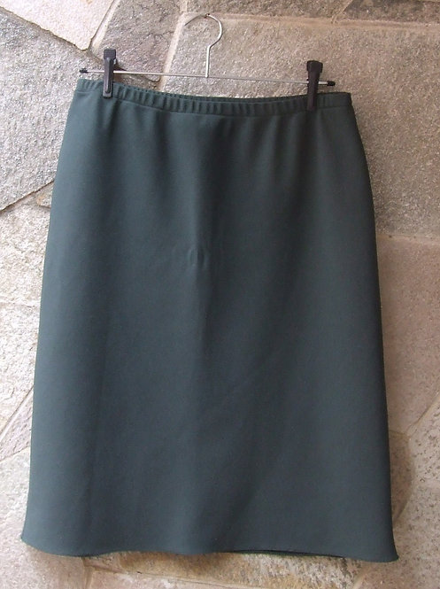 Saia Traje Basic Green