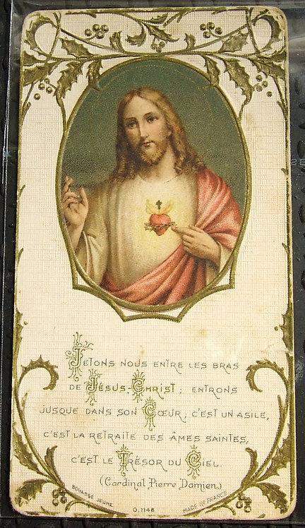 Santinho Jesus
