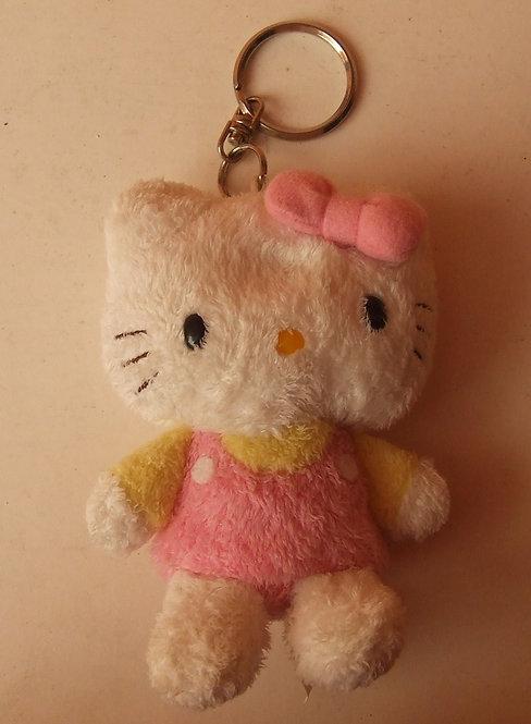 Chaveiro Pelúcia Hello Kitty