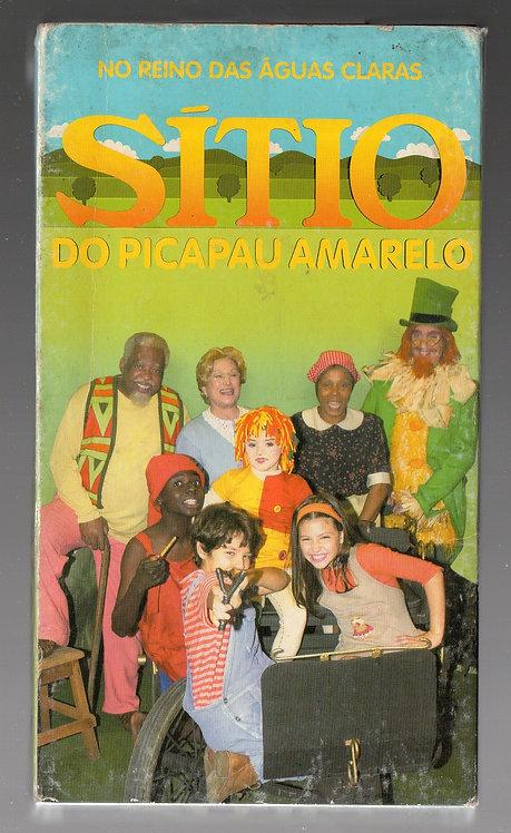 VHS No Reino das Águas Claras - Sítio do Picapau Amarelo