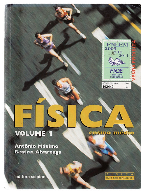 Física Volume 1 - Ensino Médio