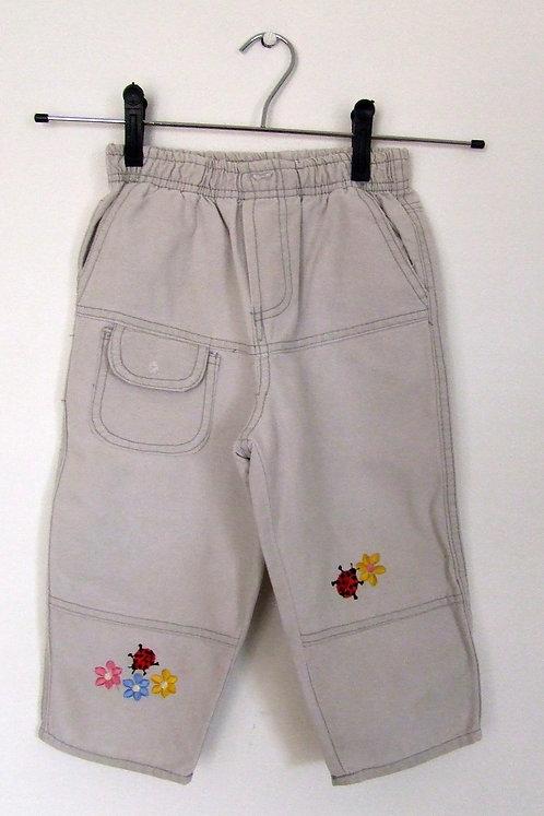 Calça Chicote Jeans For Kids