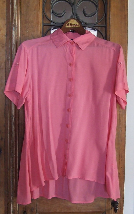 Camisa Hering Rose