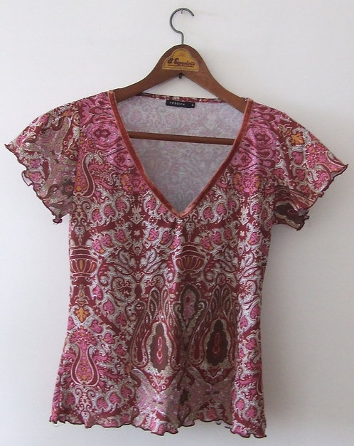 Blusa Yessica Floral