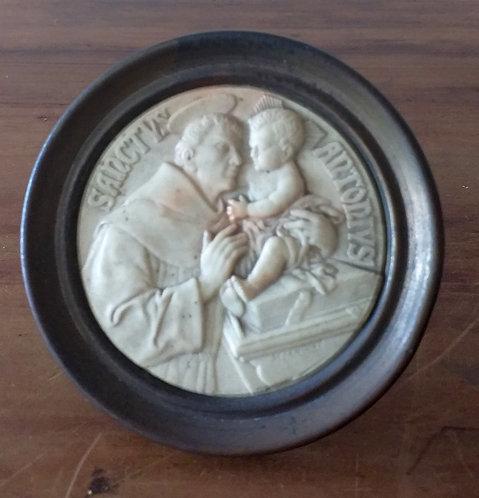 Medalhão Santo Antônio