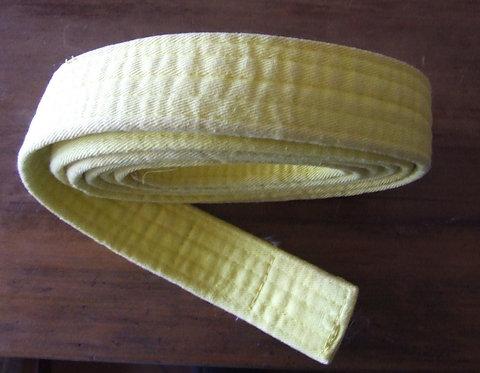 Karatê - Faixa Amarela
