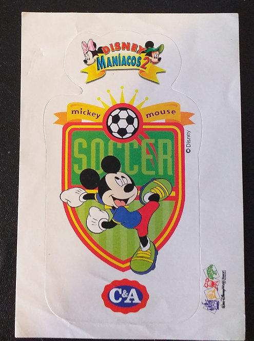 Adesivo Disney Maníacos