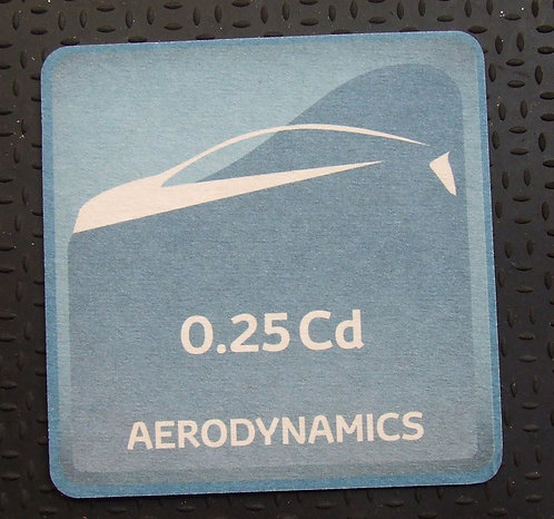 Bolacha para Chopp Aerodynamics