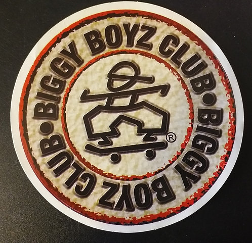 Adesivo Biggy Boyz Club